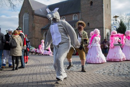 Carnavalsoptocht @ Residentie D'n Tent, Heuvelplein, Gerwen