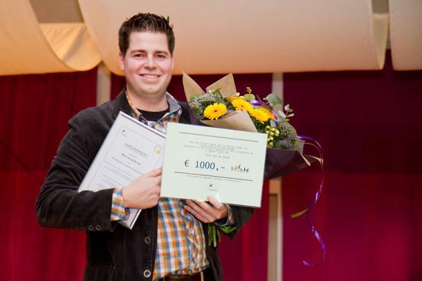 Rick van de Sande: Vrijwilliger van het Jaar 2011