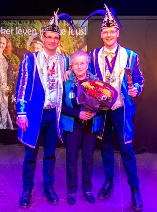 Senior van het Jaar 2014: Narda Schrurs
