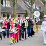 Optocht 2014 - Drumfanfare Jong Leven