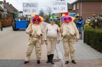 Optocht 2014 - Hanny Ketelaars - Carnaval is niks an