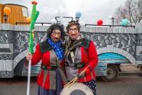 Optocht 2014 - Ingrid en Jeannette - De Schutters
