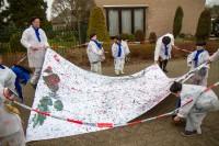 Optocht 2014 - Kindervakantieweek Gerwen - Kunst met een grote G