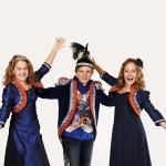 Jeugdprinses Magic, Jeugdprins Fireball en Hofdame Sensation