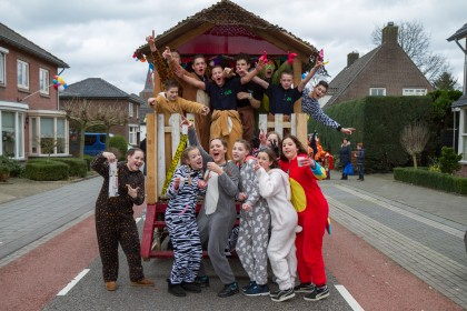 1e prijs: Hop hop gas dr op - Wilde beesten