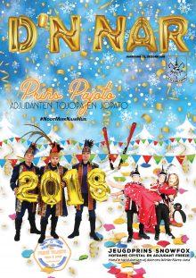 D'n Nar 2018 cover
