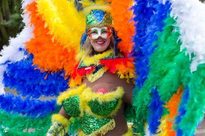 Dames van de Raad - Braziliaans Carnaval