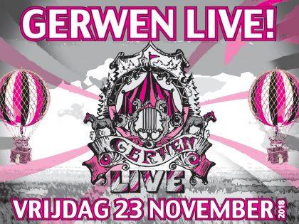Gerwen LIVE! @ Residentie D'n Tent