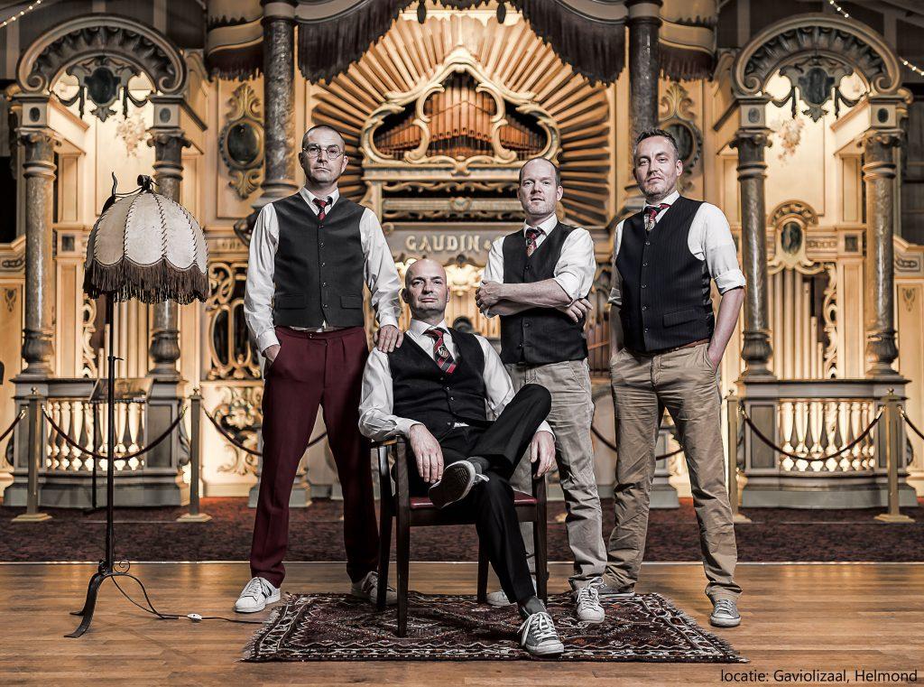 Van Binsbergen Trio - persfoto (foto door Bart Verkuilen, LAVFotografie)
