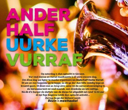 Anderhalf Uurke Vurraf
