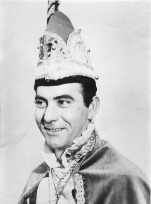 1966 Prins Plankenier Frans de Urste - Frans Bunthof