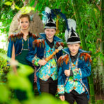 Jeugdprins Rafiki, Hofdame Sarabi & Adjudant Mufasa