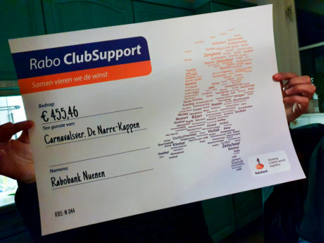 Rabobank ClubSupport 2019